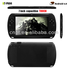Hot sale 7.0 inch portable high clarity mp5 with android 4.0 OS