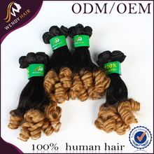 noble gold synthetic hair expression ombre synthetic braiding hair