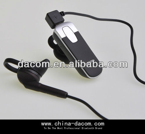 Dacom Mini Mono Bluetooth Headset for Music & Phone Long Standby time