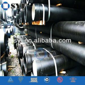 Professional ductile cast iron pipes and fitting -SYI Group