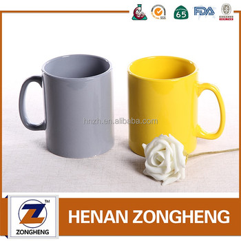Different color 11oz mugs for sublimation price