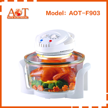 AOT-F903 12L Capacity Yellow Microwave Convection Oven