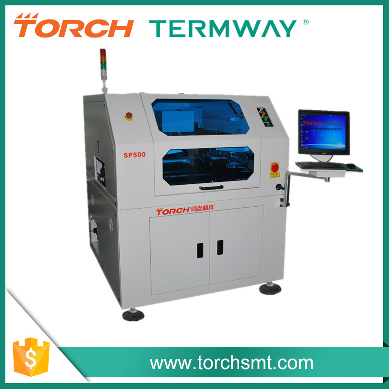 Torch smt solder paste printer machine SP500
