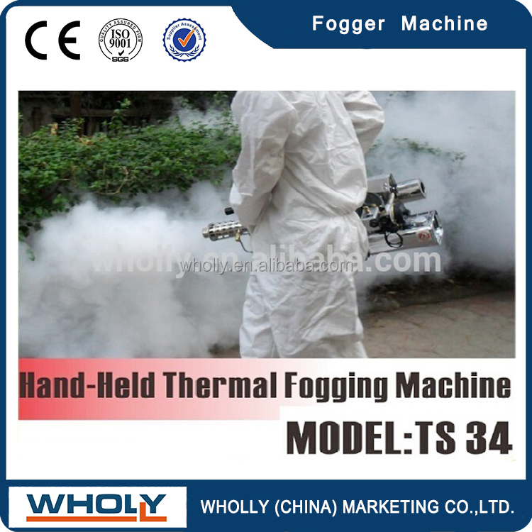 Working stable,reliable thermal fogger for mosquito control elelctric mini thermal fogger insect killing machine