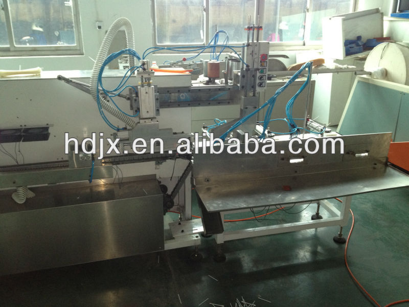 One line automatic Cotton Bud Machine with dry and packing