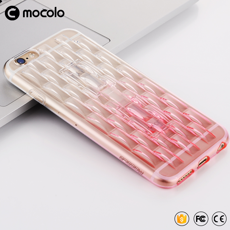 Ultra-thin for iphone 6 clear case 4.7 / transparent 5.5 inch TPU cell phone case /bulk cheap Mobile TPU case for Iphone 6s