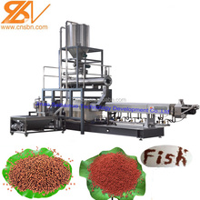 Aquaculture fish feed machine production line