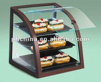 Vc 061 Acrylic Pastry Display Case Box Acrylic Countertop