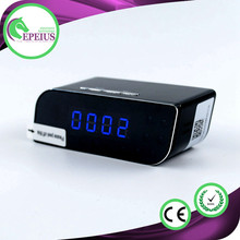 HOT SALES EP-701 HD perimeter security equipment WIFI CAMERA CLOCK