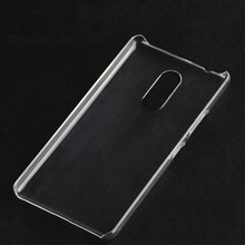 GZ Huashi Factory Crystal Hard Cell Phone Case for Lenovo K6 note