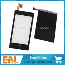 China supplier for Nokia Lumia 520 display factory price accept paypal