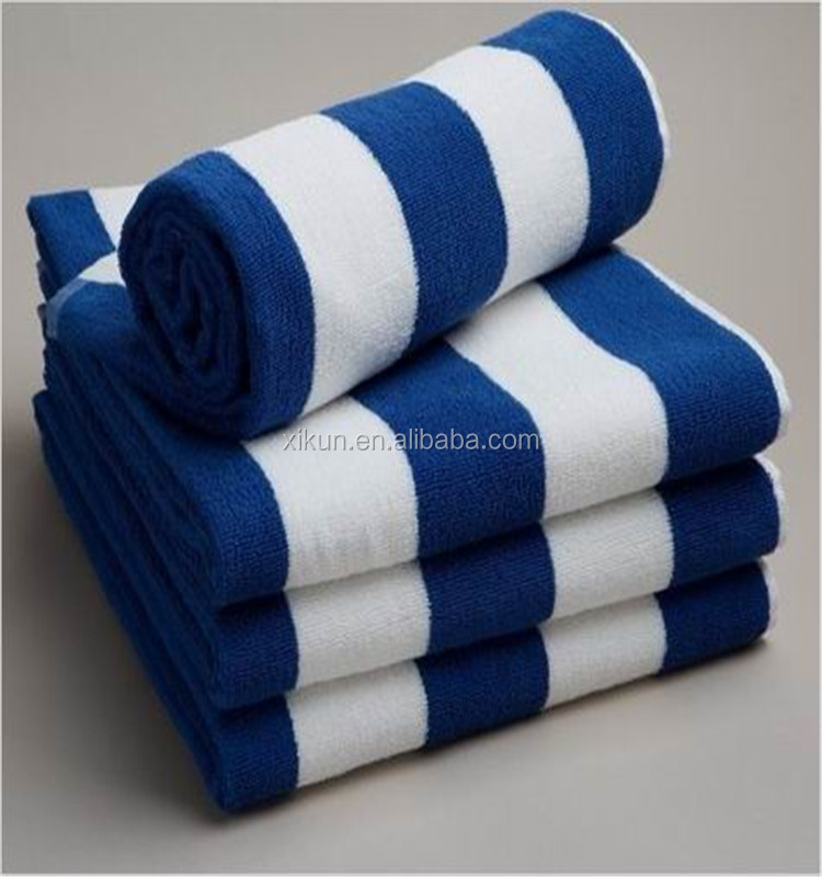 cotton home or hotel pool towel
