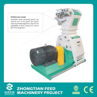 ZTMT Corn Cruser /Hammer Mill for Poultry Feed Processing Equipment