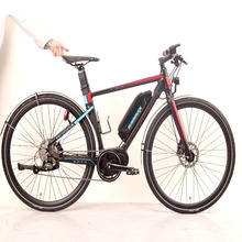 March Expo/Simple style 36V 350w 10.4Ah, AL frame and fork electric road bicycle with disc brake