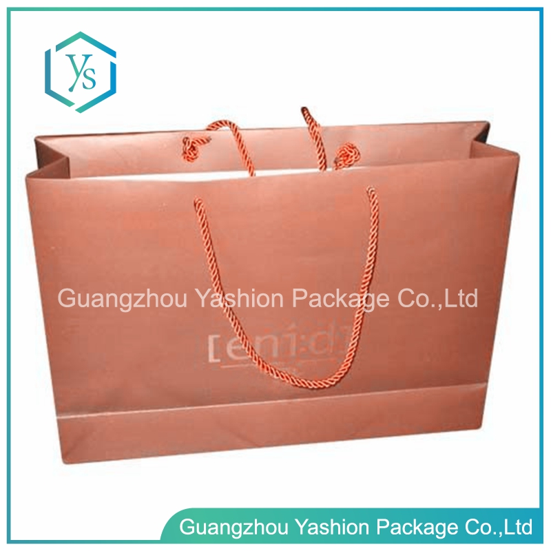 Factory supply printing packaging art paper gift bag with high quality
