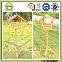 SDB05 Wooden feeder for birds