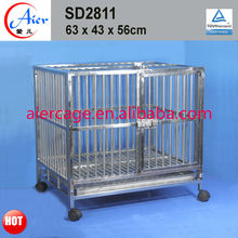 steel dog cage covers sale