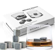 Cheapest Whiskey Wine Stones Cooler Rocks Glacier Ice Cubes Drink Physical Cooling Cooler For Party