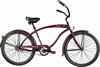 26 inch new style big tyre 7speed beach cruiser bicycle/ fat bike/fat bicycle aluminum frame and disc brake