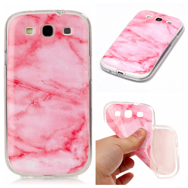 New Released Crystal clear custom tpu case for S3