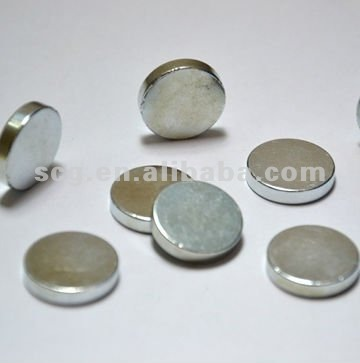 permanent magnetic disc Neodymium magnets