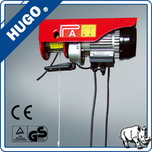 mini electric hoist 200kg remote control crane motor hoist