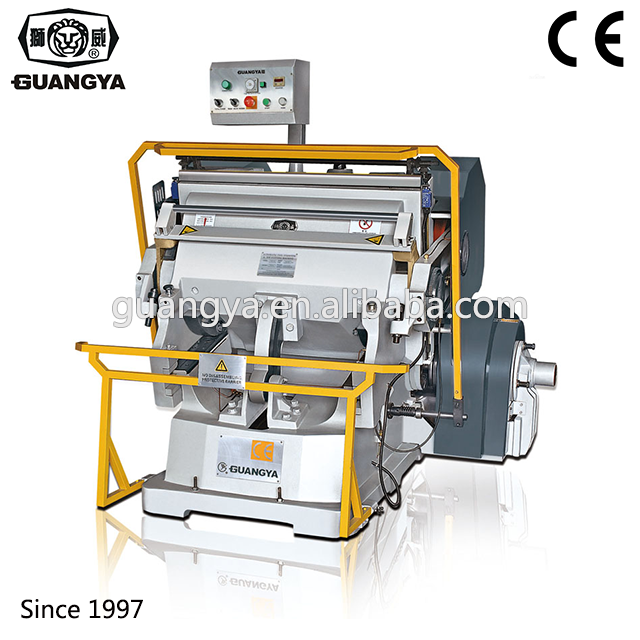 Professional PlC Controlled PP Die Cutting Machine