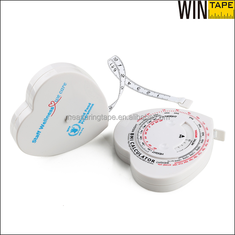 Health Care Products for Home Use BMI Tape Measure Designs for Health