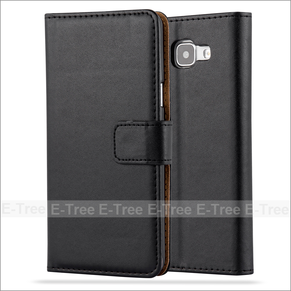 Wholesale PU Leather Wallet Phone Case With Card Slots For Galaxy A5 2016, Flip Cover For Samsung Galaxy A5 2016