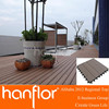 Waterproof Indoor /Outdoor WPC Decking Flooring