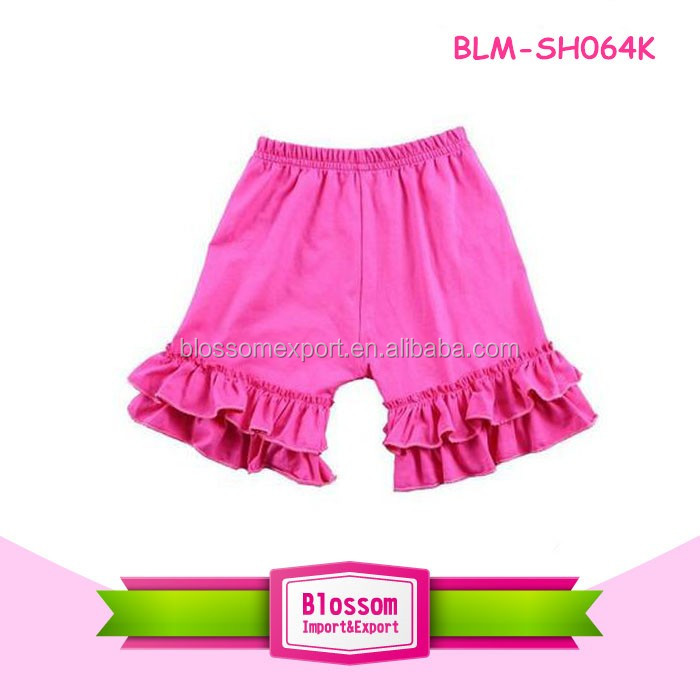 Wholesale Baby Girls Glitter Sequin Shorts With Bow Summer Baby Sequin Shorts