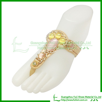269 Fashion Metal Shoe Slipper Of Summer Shoes Parts