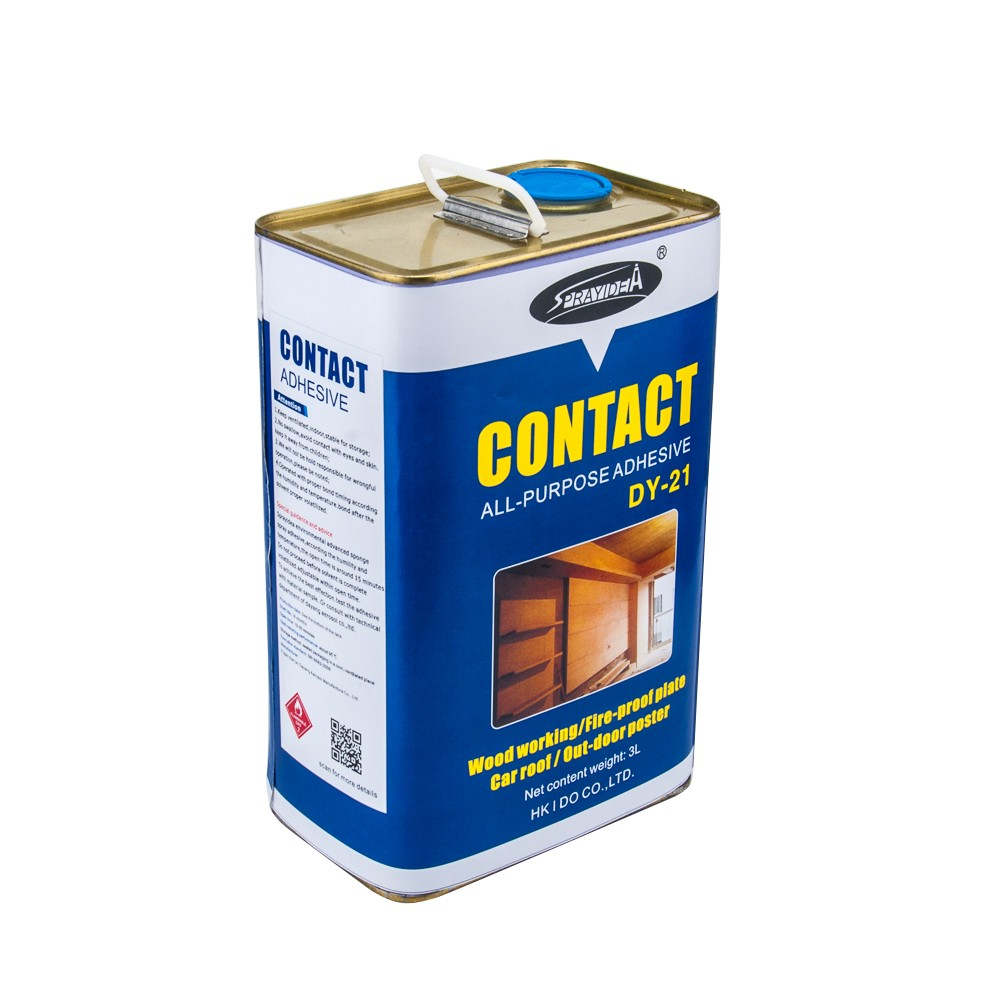 Heat Resistance Construction Rubber Roof Contact Adhesive