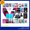 Cartoon case for tablet,Luxury Stand Flip PU Leather Case Smart Cover