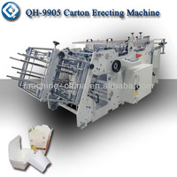 QH-9905 Taiwan Technology Paper board Box Machine
