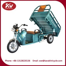Chinese three wheel electric motorcycle tricycle trike scooter car vehicle for cargo