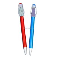Eco Friendly Good Character Pens/ Clip Cartoon Pen YB-3005