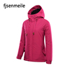 Soft Shell High Quality Varsity Jacket,Water Proof Ladies Winter Coats And Jackets Woman