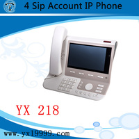4 lines VoIP Phone,support SIP,dect cordless phone