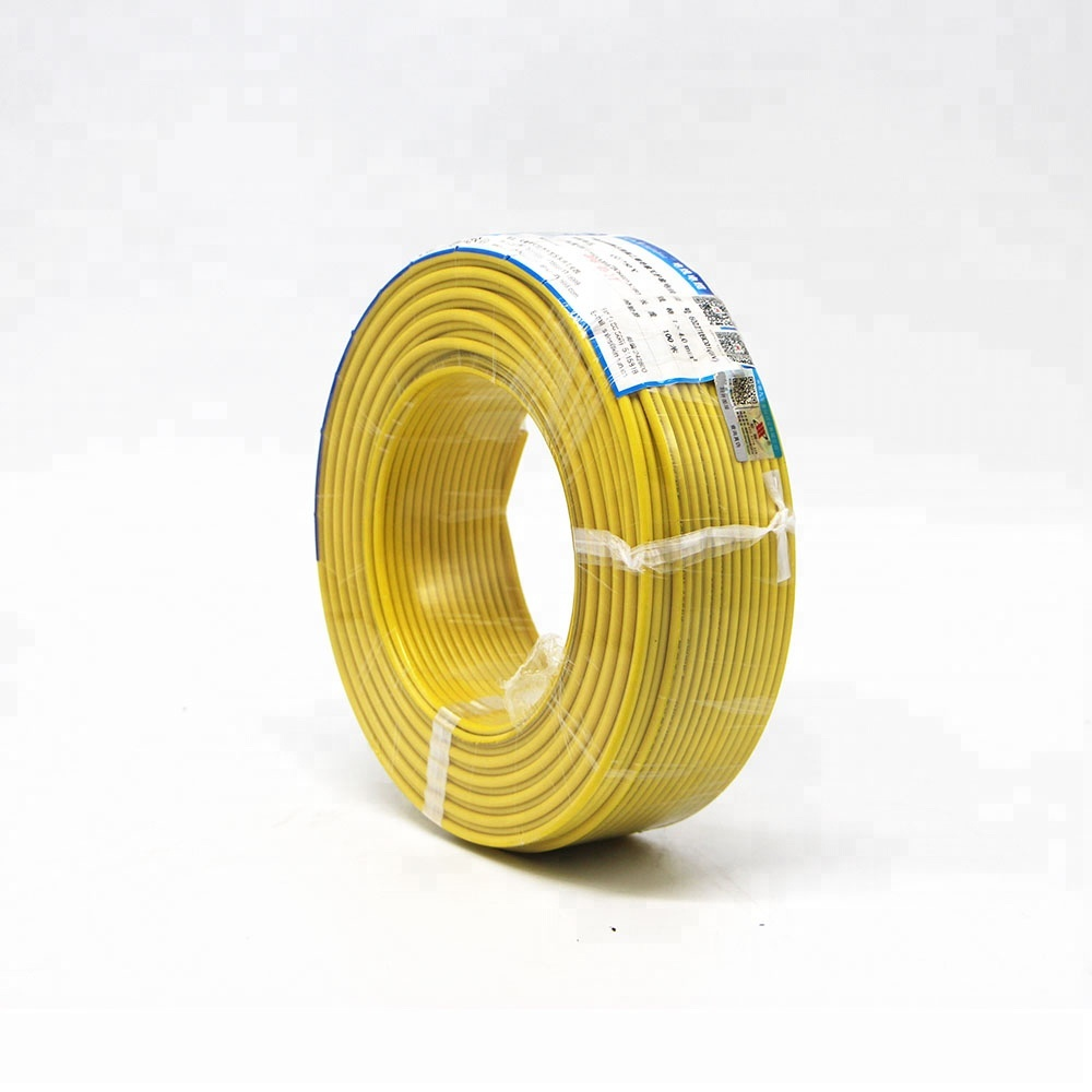 BV <strong>H07V</strong> <strong>H07V</strong>-<strong>U</strong> 4mm copper solid building wire electrical cable