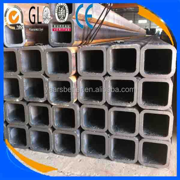 2015 Best Seller Low Carbon High Quality Low Cost Welded Astm A 500 Square Steel Tube Price