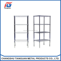 Trade Assurance hot Selling lee rowan wire shelving