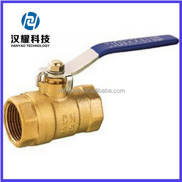 BRASS BALL VALVE FOR GAS WITH COMPETITIVE PRICE