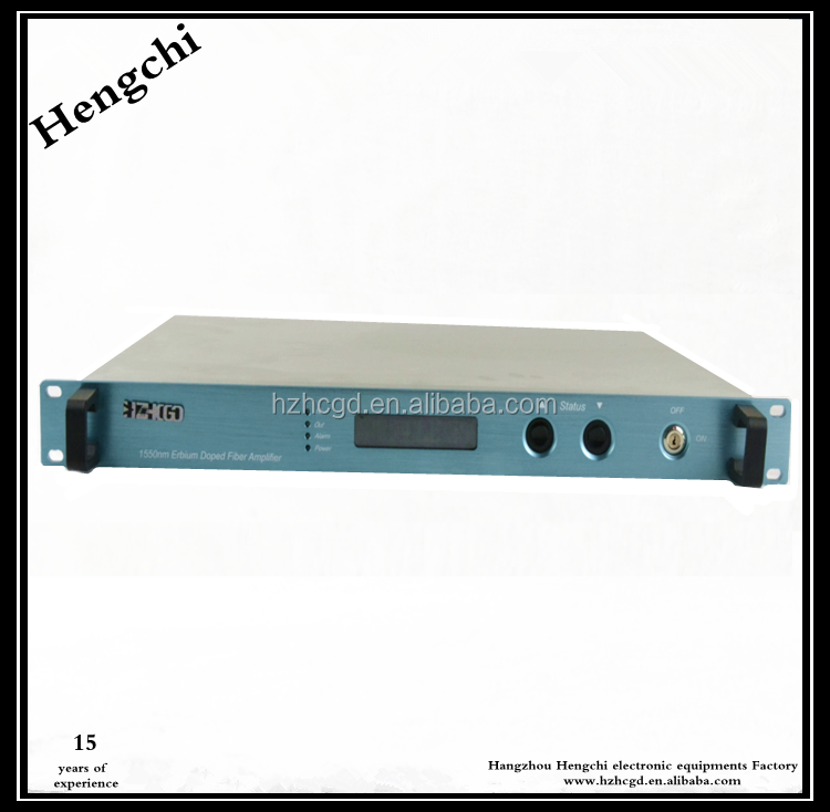 Wholesale CATV 1550nm Indoor EDFA Fiber Optical Amplifier