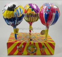 Plastic Mega ball lollipop