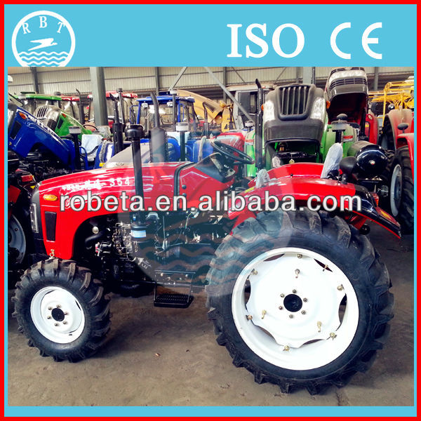 New design chinese small 18.4-34 tires farm tractor