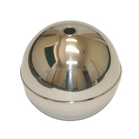 30mm 40mm 50mm float hollow ball stainless steel sphere for oil tank
