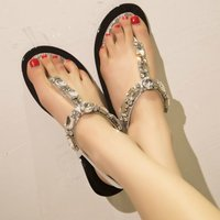 C81453A 2014 new style flat base sandals