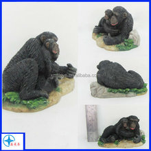 high-quality resin monkey figure