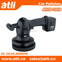 High quality dual action polisher electric cordless car polisher